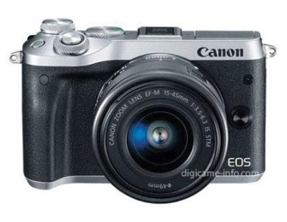Canon M6: ecco le prime immagini ufficiose della nuova mirrorless