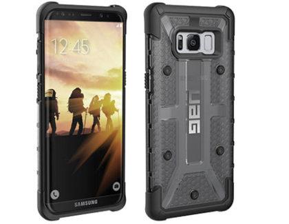 Cover Urban Armor Gear per Galaxy S8 disponibili al pre ordine