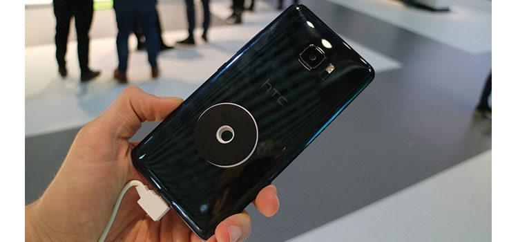 HTC U Ultra, l'anteprima al MWC2017