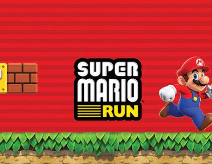 Super Mario Run dal 23 marzo su Android
