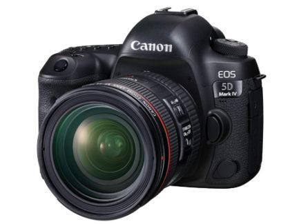 Canon annuncia un firmware upgrade per EOS 5D Mark IV