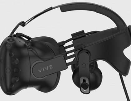 HTC Vive Deluxe Audio disponibile a 119,99€ da giugno 2017