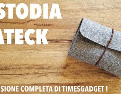 Custodia Inateck: un accessorio da avere nel vostro zaino hitech! La recensione