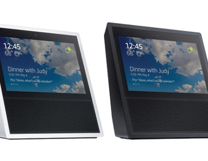 Amazon Echo Show, un nuovo speaker touch con a bordo Alexa