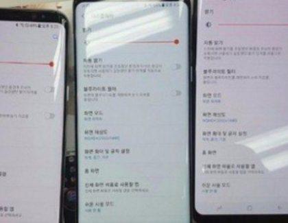 """Arriva l'update software per Galaxy S8 per risolvere i display """"rossi"""""""