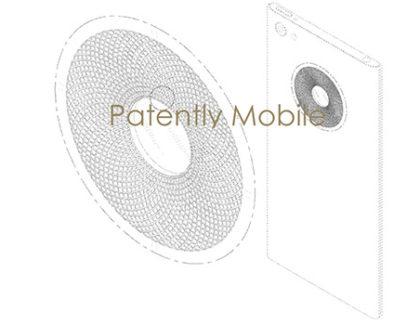 Samsung brevetta un smartphone con un design molto particolare