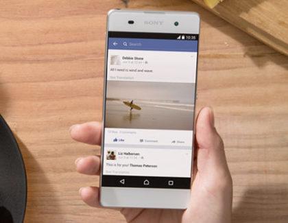 Sony Xperia XA riceve l'aggiornamento ad Android Nougat 7.0