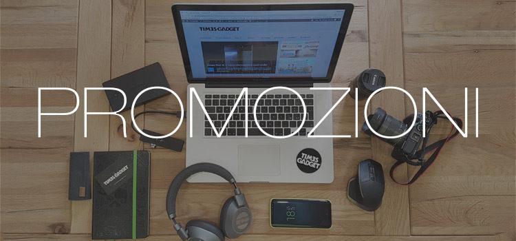 Le offerte Amazon più interessanti di oggi. Action cam, Sandisk 200gb, powerbank e tanto altro!