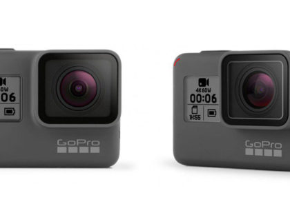 GoPro annuncia HERO 6 Black, Fusion 360 e il drone Karma