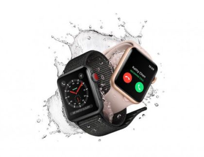 Apple Watch Serie 3 LTE non supporta il roaming internazionale