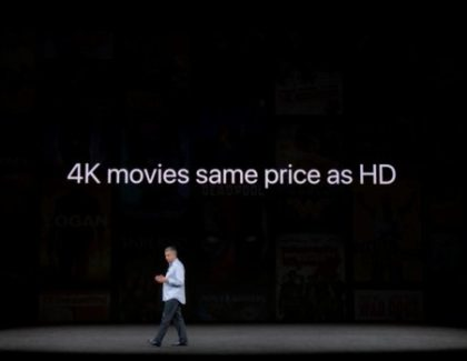 Arrivano su iTunes i primi video 4K HDR
