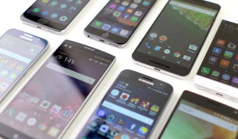 Ecco l'analisi di mercato degli smartphone del Q3 2017. Xiaomi in grande espansione