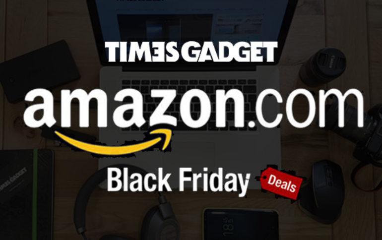 Settimana del Black Friday su Amazon. Ecco le migliori offerte di oggi