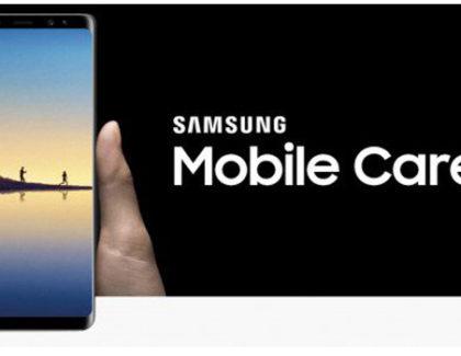 Samsung Mobile Care: la riparazione per danni accidentali gratuiti per i clienti Wind