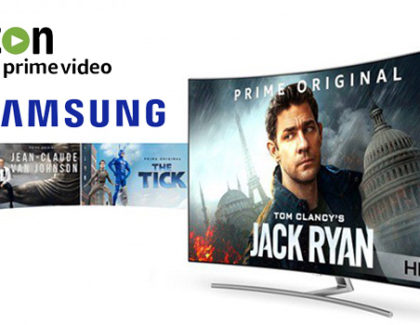 Amazon Prime Video, da domani in streaming HDR10+ sulle TV Samsung