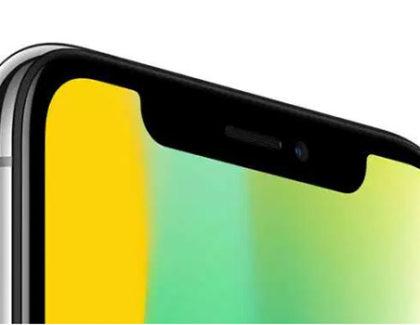 iPhone X 2018 secondo Barclays avrà un notch più piccolo