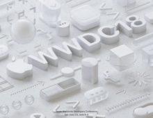 Il WWDC 2018 di Apple confermato dal 4 all'8 giugno a San Jose