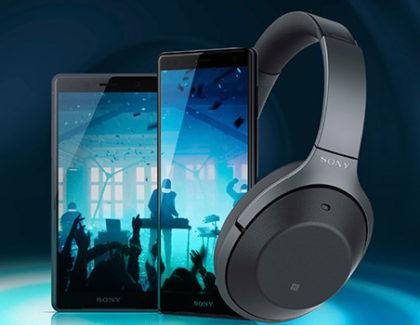 Preordinando un Sony Xperia XZ 2 o XZ2 Compact, in regalo le cuffie wireless noise-cancelling