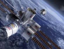 Arriva Aurora Station, il primo hotel nello spazio