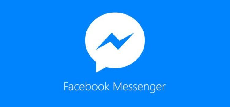Facebook Messenger: in arrivo la cancellazione dei messaggi inviati