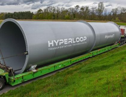 Hyperloop TT: si iniziano i lavori per primo tratto di prova