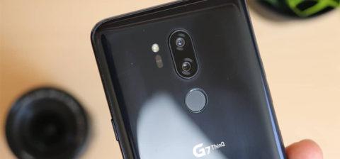 DxOMark: LG G7 ThinQ va meglio del V30 ma non è al pari dei top di gamma