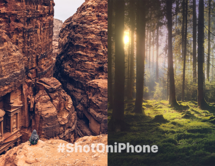 Apple ha lanciato Shot on iPhone. Gara per premiare le migliori foto