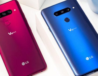 LG V40 ThinQ disponibile in Italia in esclusiva con TIM
