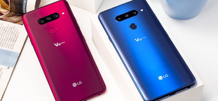 LG V40 ThinQ disponibile in Italia in esclusiva con TIM