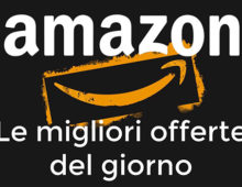 Offerte Amazon di oggi. Powerbank, gimbal, YI cam, SSD, mouse e altro