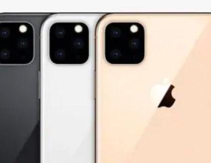 iPhone 2019 potrebbe avere una fotocamera posteriore quadrata?