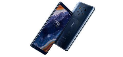 Nokia 9 PureView arriva in Italia a 649euro