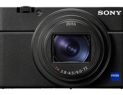 Sony RX100 VII: la nuova fotocamera compatta di fascia alta