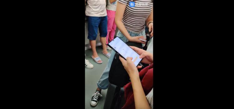 Samsung Galaxy Note 10: apparso in un nuovo video