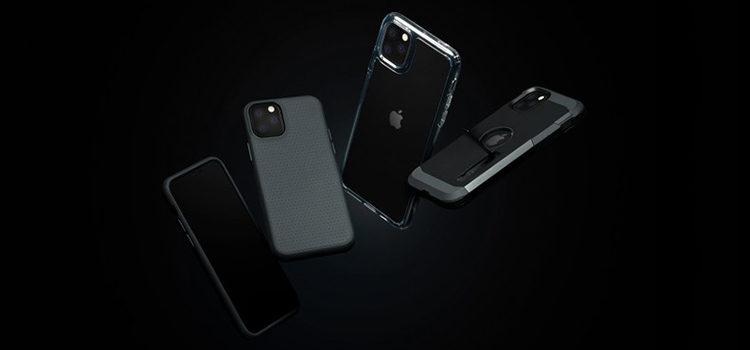 Spigen lancia tutte le nuove cover per gli iPhone 11 e 11 Pro