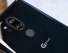 LG G7 ThinQ 64Gb, blu di Tim a 259 euro