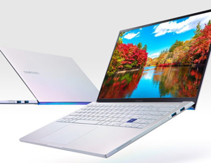 Samsung Galaxy Book Flex e Ion sono ufficiali. Laptop 2 in 1 con display QLED