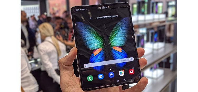 Samsung Galaxy Fold: venduti 500.000 pezzi secondo DJ Koh