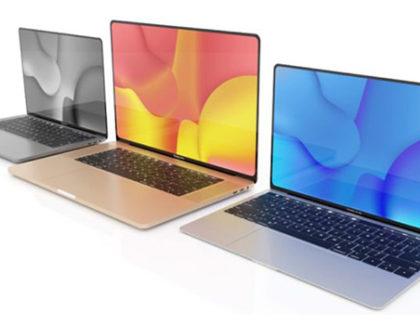 MacBook Pro da 16″: Apple avrebbe avviato la produzione di massa