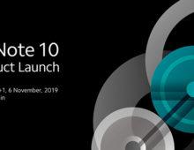 Xiaomi Mi Note 10: 108MP e 5 camere posteriori. In arrivo il 6 novembre