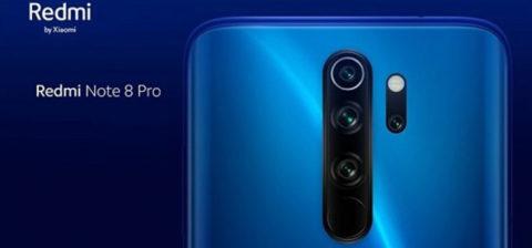 Redmi Note 8 Pro è ufficiale in colorazione Ocean Blue