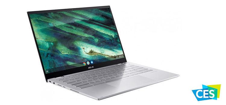 ASUS Chromebook Flip C436: laptop potente, compatto e leggero