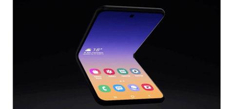 Galaxy Fold 2: Snap 855 e 10Mp di camera anteriore
