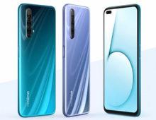 Realme X50 5G è ufficiale: Snap 765G e display 6,57″ a 120hz