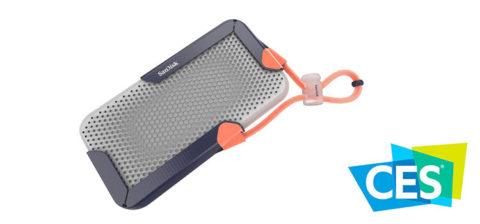 Sandisk al CES 2020 presenta un SSD portatile da 8TB e penna USB-C da 1TB