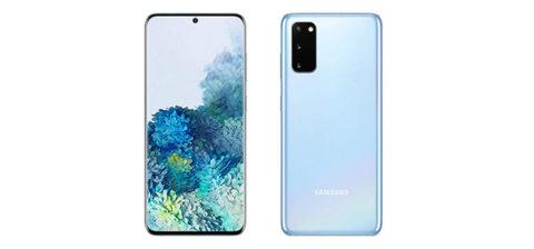 Galaxy S20 su Amazon: appare prezzo e alcune specifiche