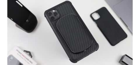 Recensione accessori PITAKA per IPHONE 11 e 11 PRO