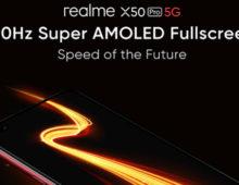 Realme X50 Pro: ricarica 65W e display S. Amoled a 90hz. Sarà annunciato il 24/2